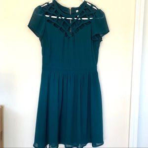 Xhilaration Teal Dress